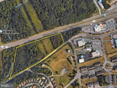 Residential Lots & Land For Sale: 7001 Allentown Boulevard