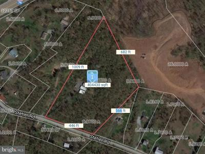 New Cumberland Residential Lots & Land For Sale: 222 Stetler Road