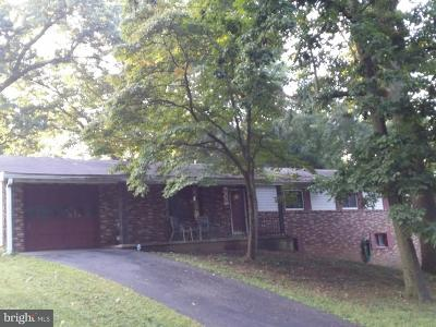 Frederick County Single Family Home Active Under Contract: 410 Dayton Avenue