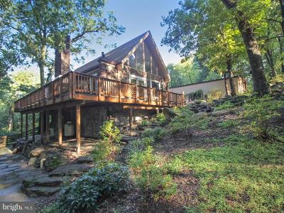 Frederick County Single Family Home For Sale: 7621 Stewart Hill Road