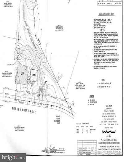Charlestown, North East Residential Lots & Land For Sale: Turkey Point Road