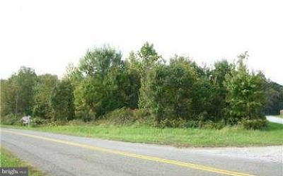Cecil County Residential Lots & Land Under Contract: Rock Springs Road