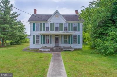 Cecilton Single Family Home For Sale: 134 Bohemia Avenue