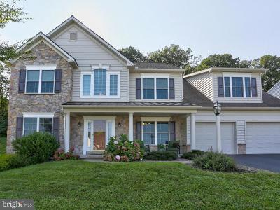 Single Family Home For Sale: 621 Eagles View