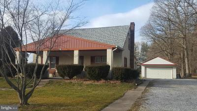 Cecil County Single Family Home Active Under Contract: 3173 Telegraph Road