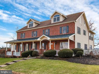 Single Family Home For Sale: 761 Old Quaker Road