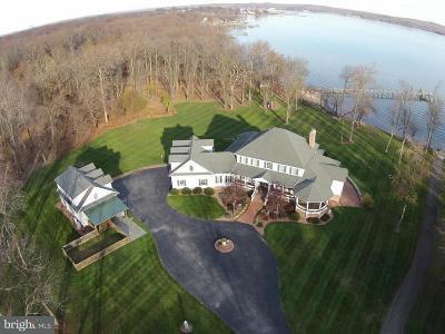 Cecil County Single Family Home For Sale: 127 Seneca Shores Road