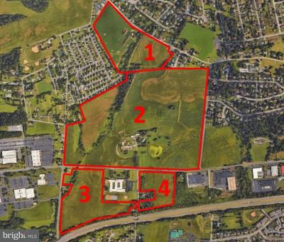 Residential Lots & Land For Sale: 2400 Fulling Mill Road