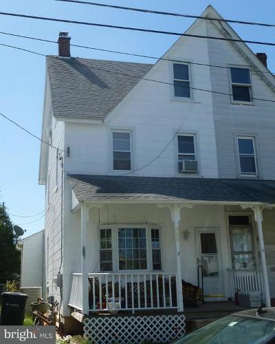 Perryville, Port Deposit Single Family Home For Sale: 340 Elm Street