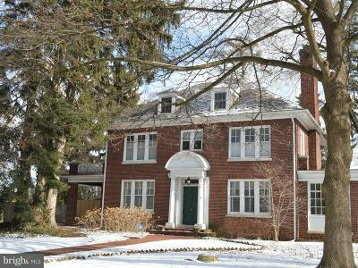 Carlisle Single Family Home Under Contract: 431 S College Street