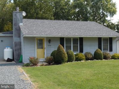 Perryville Single Family Home For Sale: 1516 Carpenters Point Road