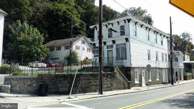 Perryville, Port Deposit Single Family Home For Sale: 30 Main Street S