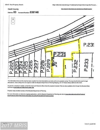 Elkton Residential Lots & Land For Sale: Main Street W