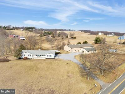 New Windsor Single Family Home For Sale: 4042 Franklinville Road