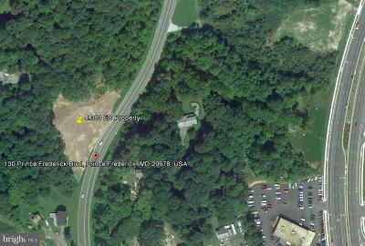 Prince Frederick Residential Lots & Land For Sale: 130 Prince Frederick Boulevard
