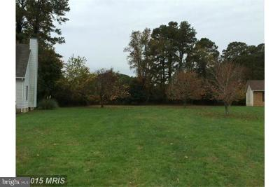 Charles County, Calvert County, Saint Marys County Residential Lots & Land For Sale: 12120 Double Tree Lane