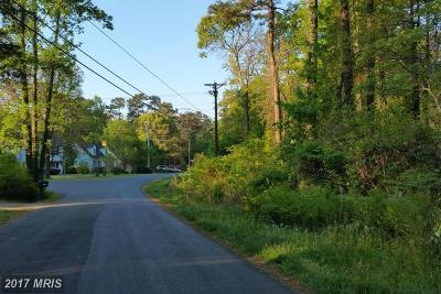 calvert County Residential Lots & Land For Sale: 438 Lessin Drive