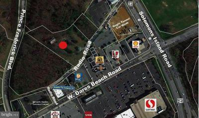Calvert County Commercial For Sale: 185 Radio Road