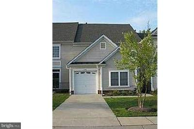Dowell Townhouse For Sale: 14162 Foxhall Road #4