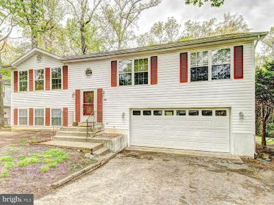 Calvert County Single Family Home Under Contract: 944 Clavis Trail