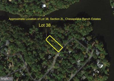 calvert County Residential Lots & Land For Sale: 11648 Big Bear Lane