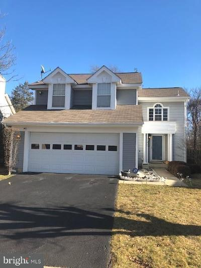 Upper Marlboro Single Family Home For Sale: 13905 Lord Fairfax Place