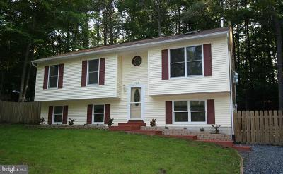 Lusby Single Family Home Under Contract: 326 Coyote Trail