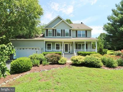 Huntingtown MD Single Family Home Active Under Contract: $410,000