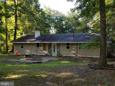 Lusby Single Family Home For Sale: 638 Silver Rock Road