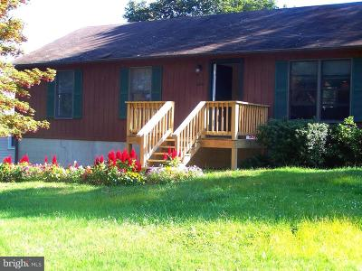Huntingtown MD Single Family Home For Sale: $325,000