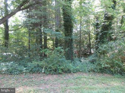 Calvert County, Saint Marys County, Charles County Residential Lots & Land For Sale: 335 Gray Drive
