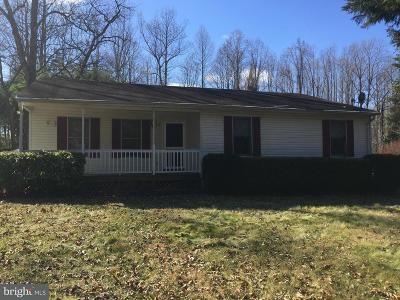Stafford Single Family Home For Sale: 26 Den Rich Road