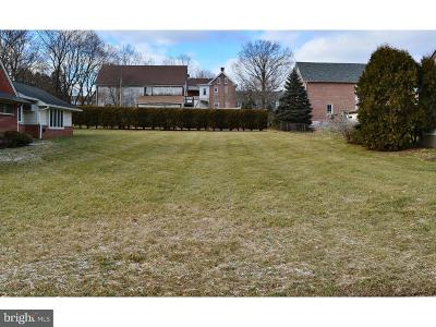 Bucks County Single Family Home For Sale: 128 Tbd S 3rd Street