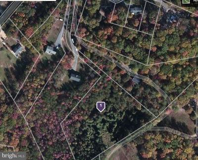 Prince Frederick Residential Lots & Land For Sale: 3852 Sixes Road