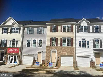 Oxon Hill Townhouse For Sale: Maury Avenue
