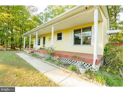 Elkton Single Family Home Under Contract: 365 Nottingham Road