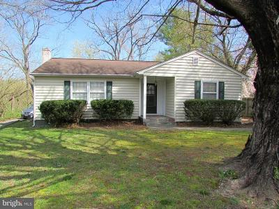 Queen Annes County Single Family Home For Sale: 223 Main Street
