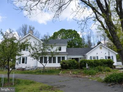West Windsor Single Family Home For Sale: 22 Millstone Road