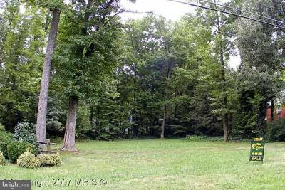 Harford County Residential Lots & Land For Sale: Park Beach Drive