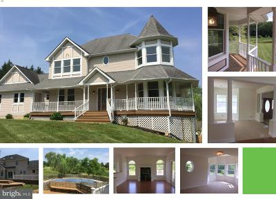 Aberdeen Single Family Home For Sale: 760 Gilbert Road