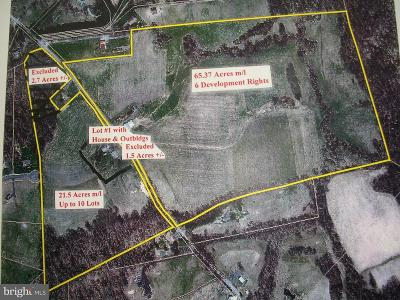 Forest Hill Residential Lots & Land Under Contract: Johnson Mill Road