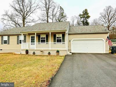 Mechanicsville Single Family Home For Sale: 35472 Golf Course Drive