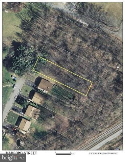 Harford County Residential Lots & Land For Sale: Harford Street