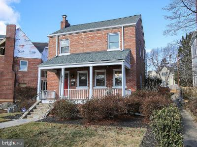 Chevy Chase Single Family Home For Sale: 2975 McKinley Street NW