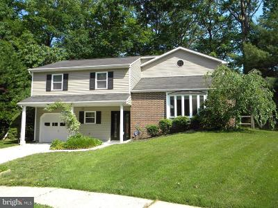 Abingdon Single Family Home For Sale: 2963 Colchester Court