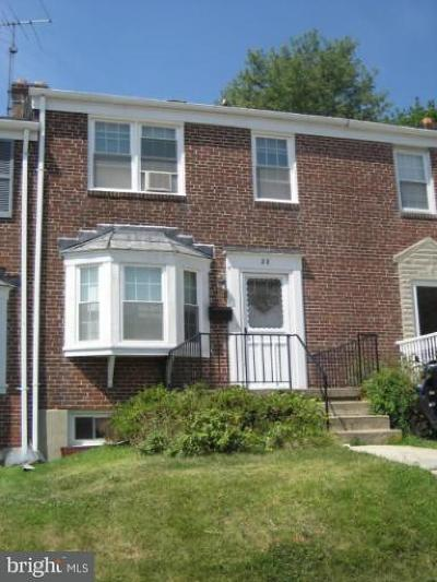Catonsville MD Rental For Rent: $1,500