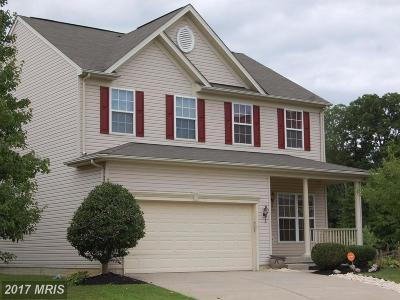 Edgewood Single Family Home For Sale: 2708 Bourne Way