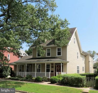 Havre De Grace Single Family Home For Sale: 732 Ontario Street