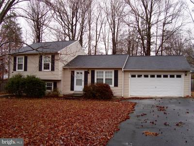 Stafford Single Family Home Active Under Contract: 53 Bryant Boulevard