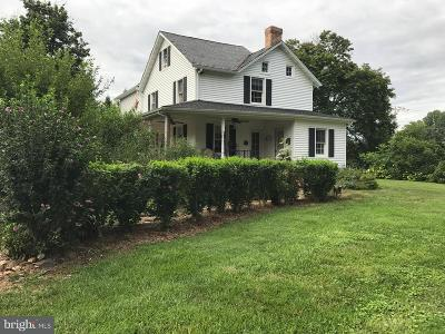 Harford County Farm For Sale: 3249 Dublin Road